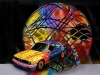 Juli: Friedel Reif, BMW Art Car