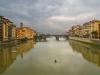 November: Walter chneider, Florenz, Ponte Santa Trinita