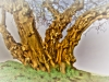 April: Dagmar Kunz, Knorriger Baum