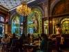 Oktober: Guenther Keil - Im Jugendstil-Cafe